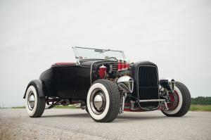 Ford Hot Rod Ol Jiggles 1931 года